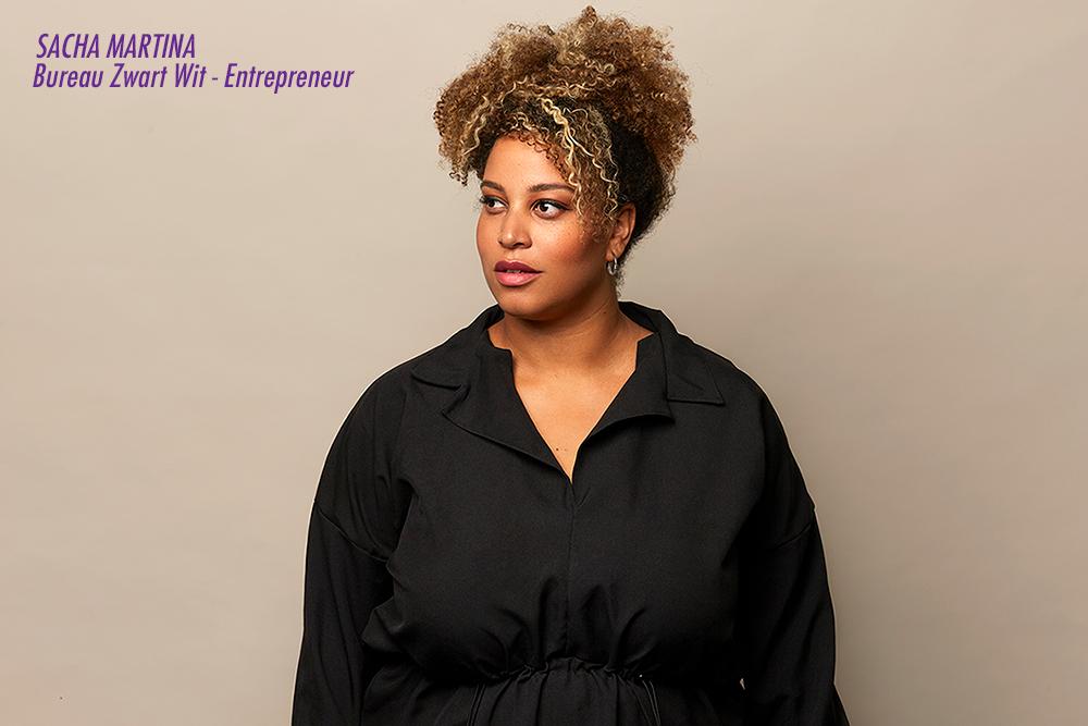 The Next Women - SACHA - Entrepreneur