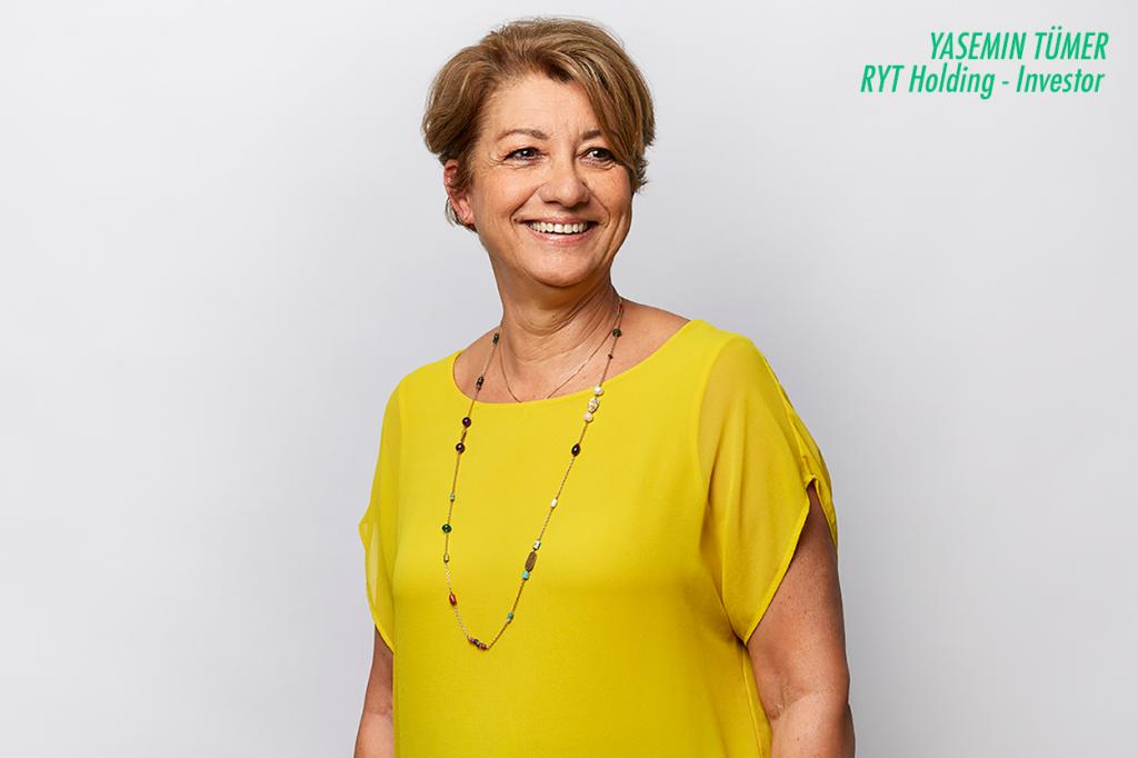 The Next Women - YASEMIN - Investor